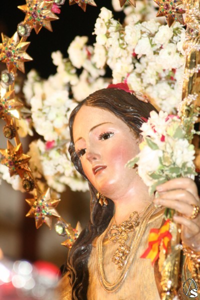 Provincia. Hoy besamanos en honor de la Divina Pastora de Cantillana